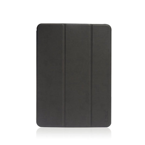 LUCID FOLIO | Ultra Slim Hard Flip Case for iPad Pro 11-inch (2018) w/ Auto On-Off  - Charcoal