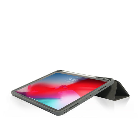 Lucid Plus Folio | Shock Resistant Folio Case with Apple Pencil Slot for iPad Pro 12.9