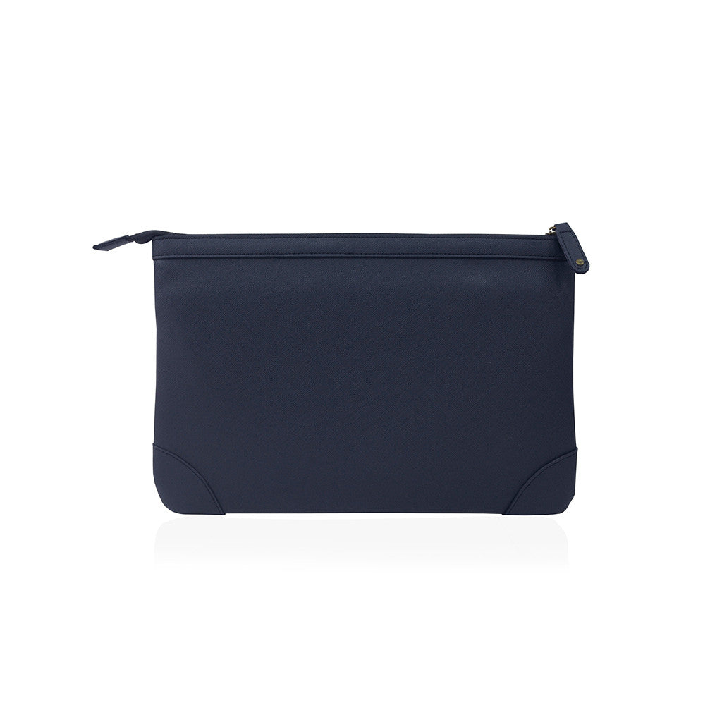 "Posh | Sleeve for Macbook Air 11"" / Macbook 12"" - Dark Blue"