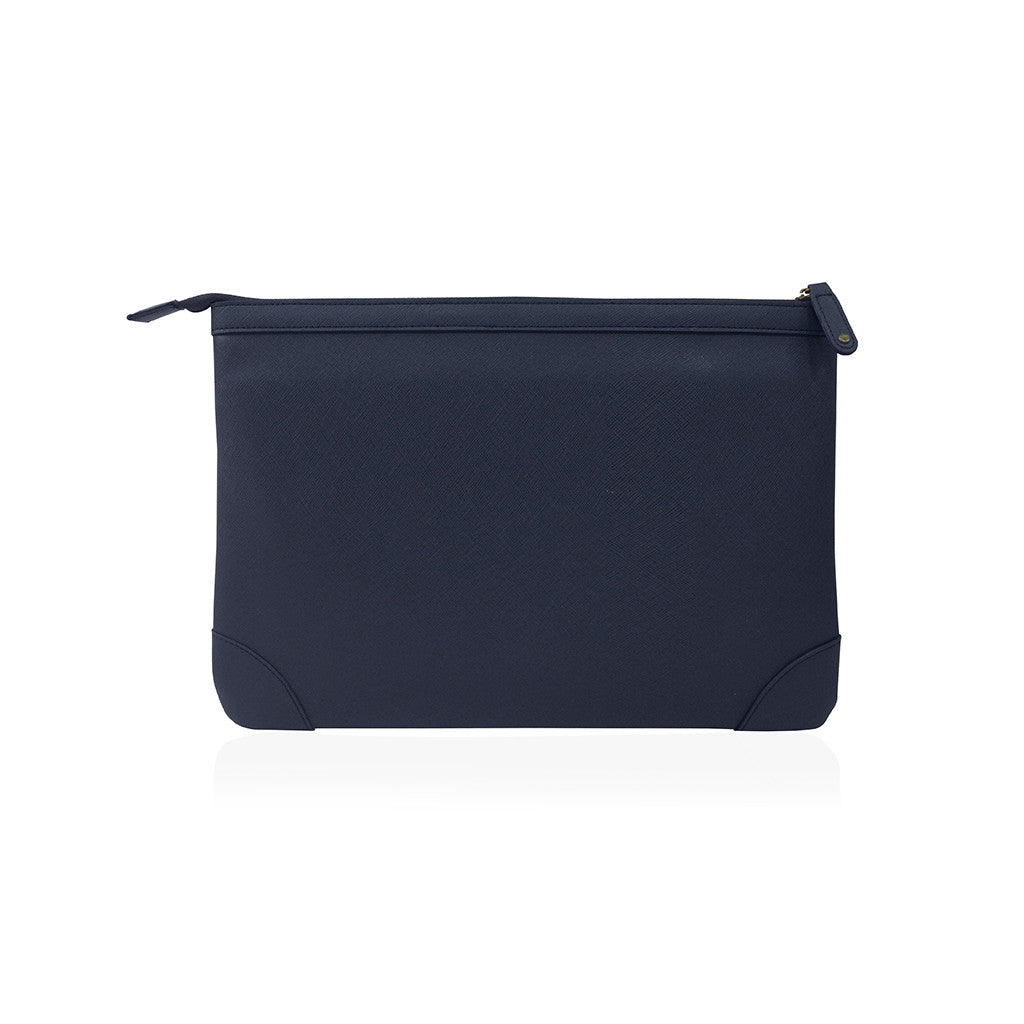 "Posh | Sleeve for Macbook Air 13"" / MacBook Pro 13"" Retina - Dark Blue"