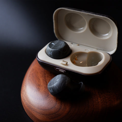 MONOCOZZI|True Wireless Bluetooth Earbuds - Marble Noir