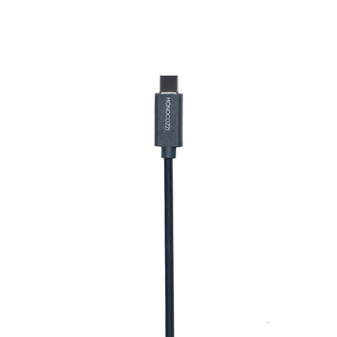 VITAL POWER | USB-C to USB 5Gbps Connect, Charge & Sync Cable (100cm) - Grey