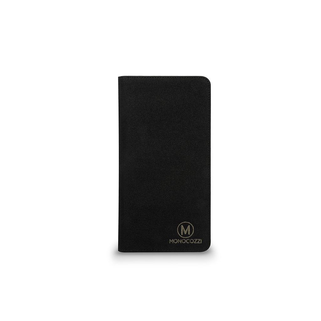 LUSH | Passport Holder - Black