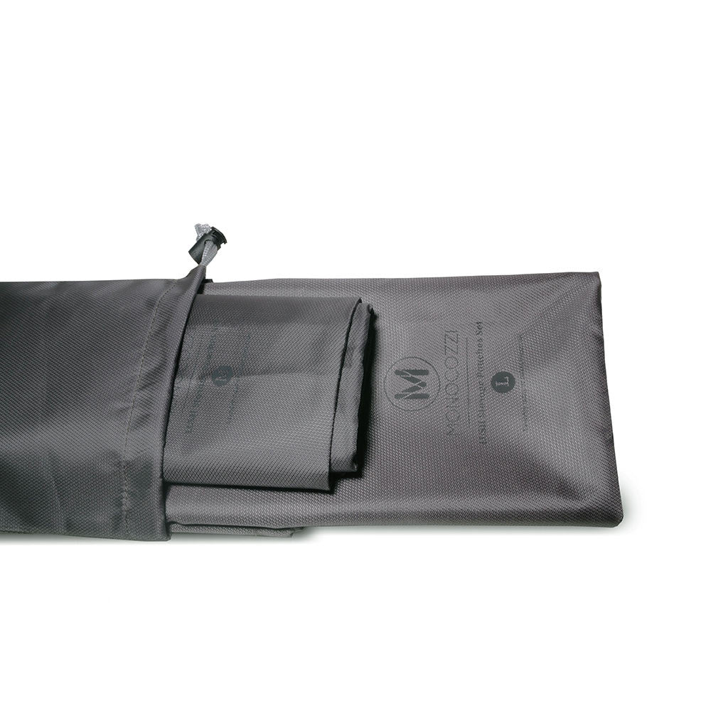 LUSH | Storage Pouches Set - Grey