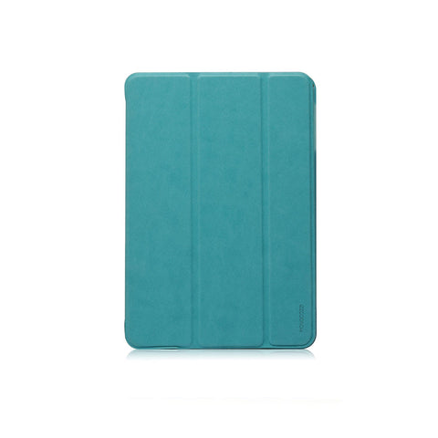 LUCID FOLIO | Ultra Slim Hard Flip Case for iPad Mini 4 with Auto On-Off Function - Blue