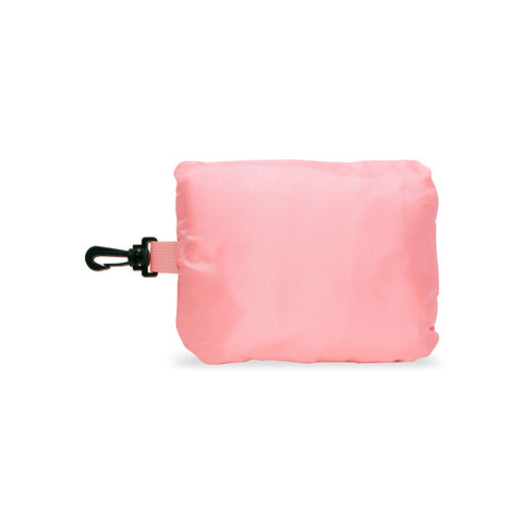 LUSH | Foldable Backpack - Coral