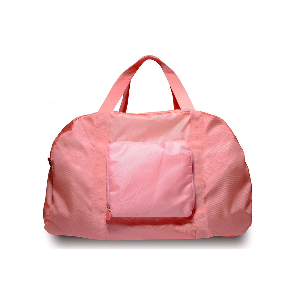 LUSH | Foldable Duffle Bag - Coral