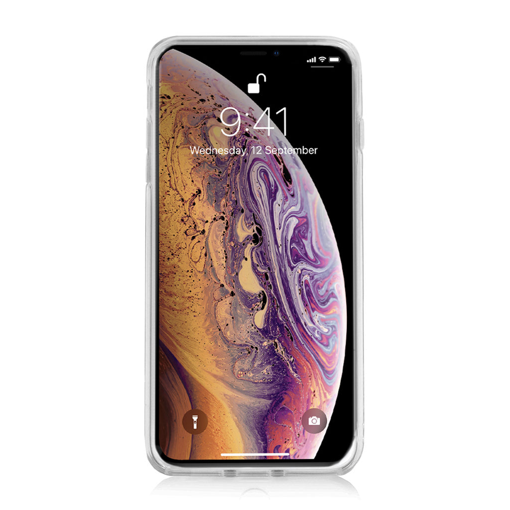 Pattern Lab x Little Lon | Liquid Glitter Case for iPhone XS Max - Yum Cha