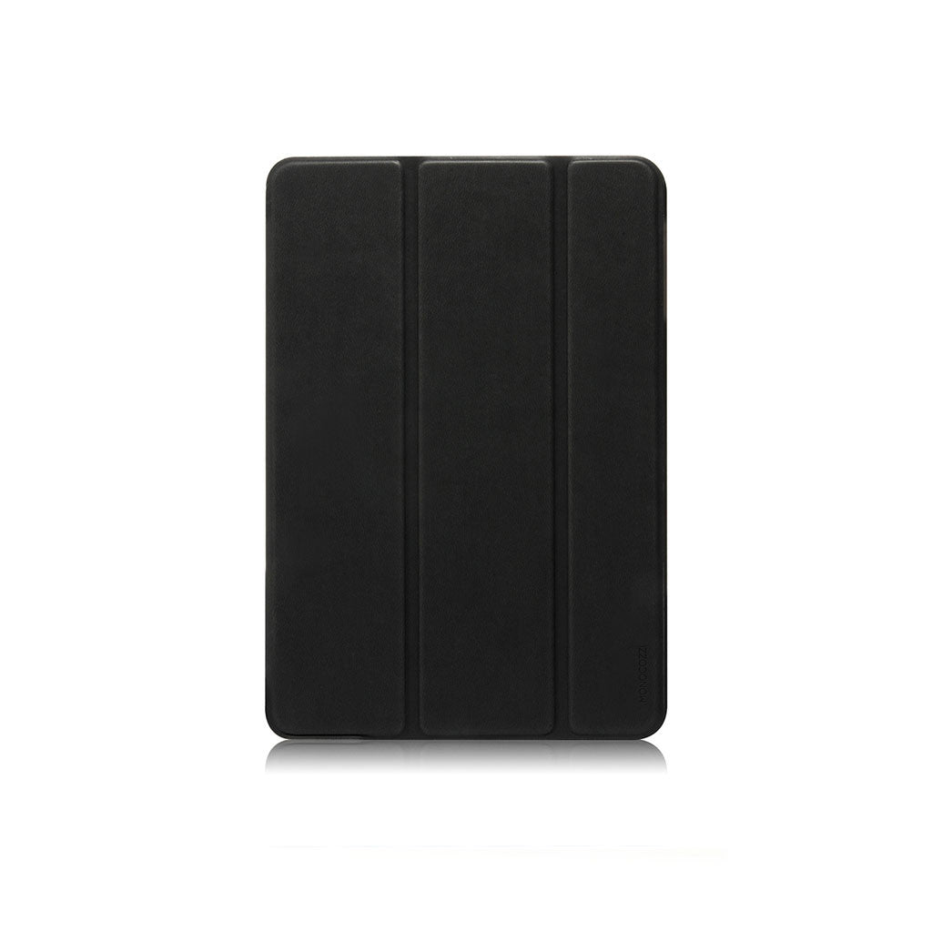 LUCID FOLIO | Ultra Slim Hard Flip Case for iPad Mini 3 with Auto On-Off Function - Charcoal