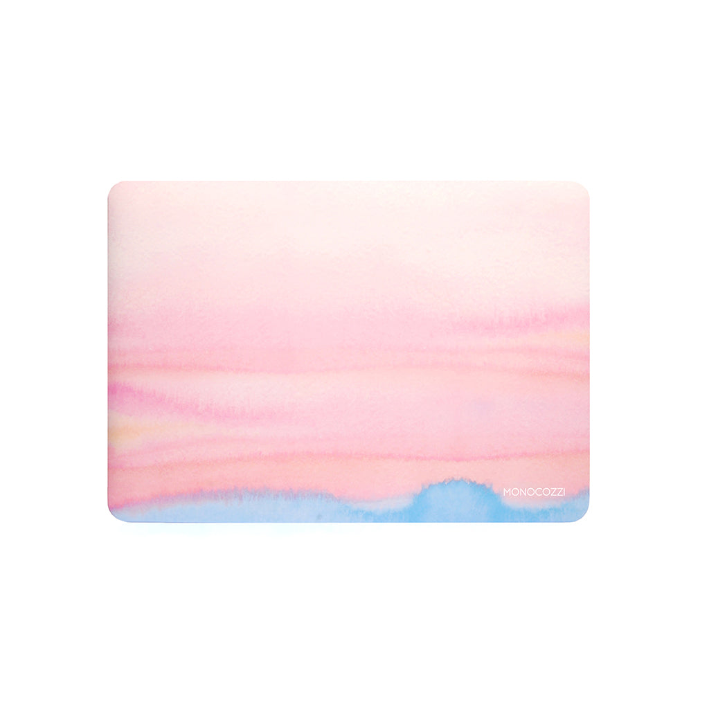"Pattern Lab | Hard Case for Macbook Air 13"" - Watercolor (Pinky)"