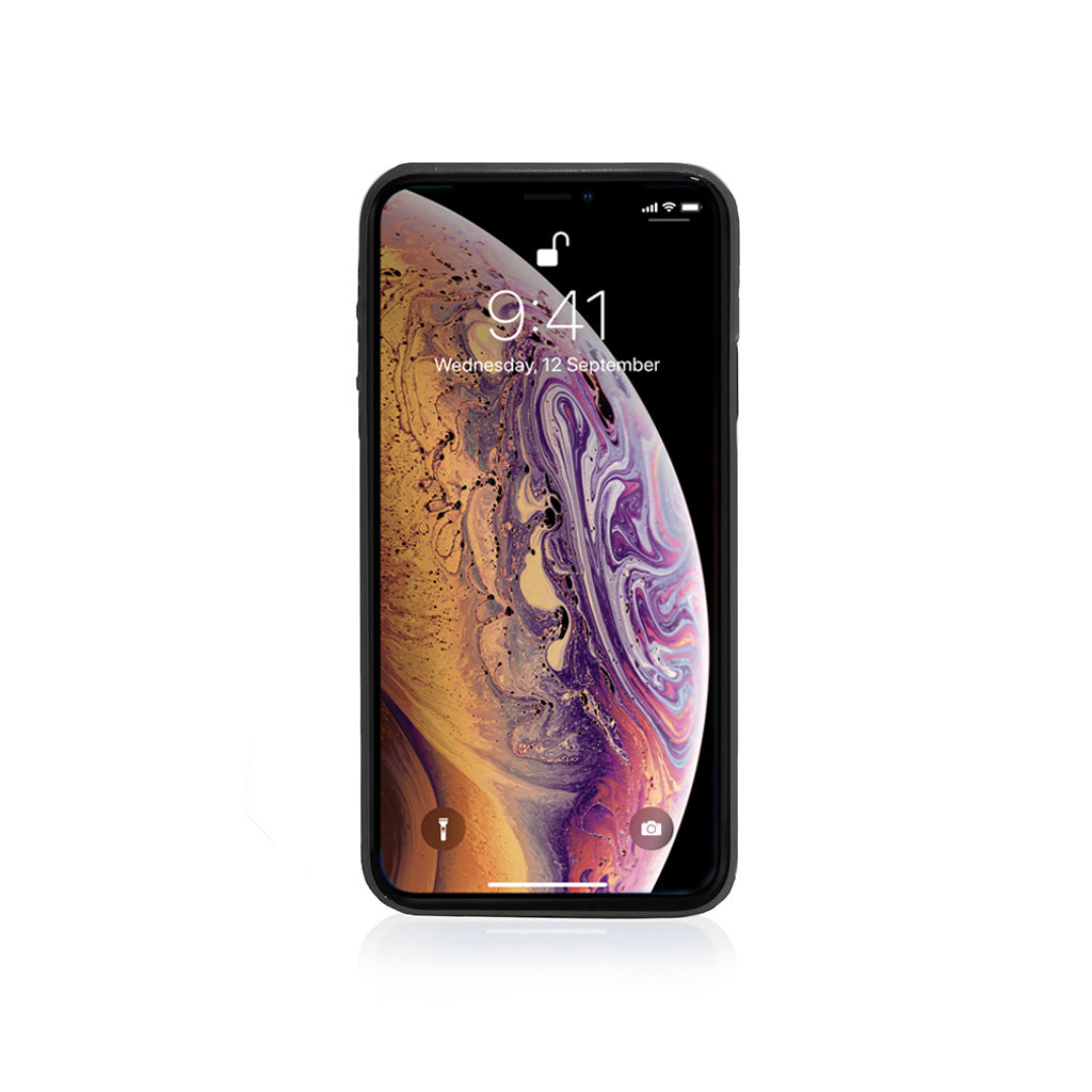 LUCID SLIM | Ultra Slim (0.3mm) Case for iPhone XS - Black