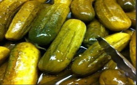New York Deli Pickles