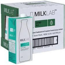 Coconut Milk (8 x 1ltr) MilkLab *Carton Only* (Pre Order 2 Days)