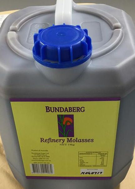 Molasses 14kg Tub Bundaberg