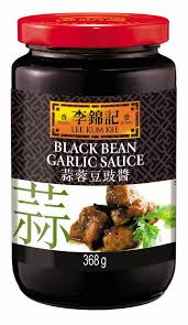 Black Bean & Garlic Sauce 368g Tin Lee Kum Kee