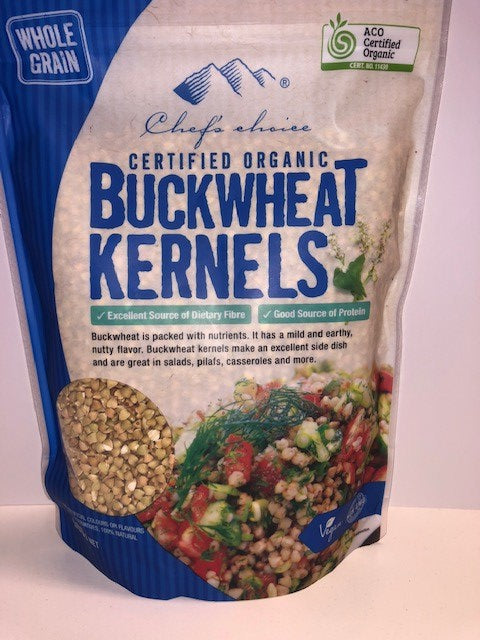 Organic Buckwheat Kernels 500g Chef's Choice