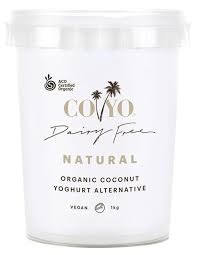 Coconut Natural Yoghurt 5kg Coyo (Pre Order 3 Days)