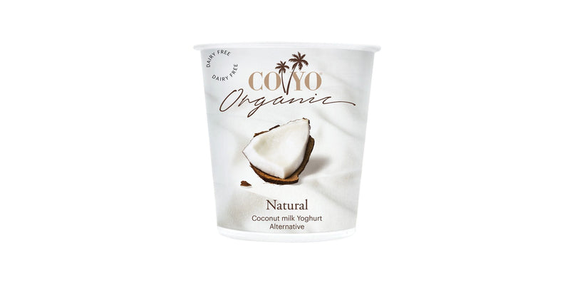 Yoghurt Natural Vegan and Organic 125g Coyo (pre order 14 days)