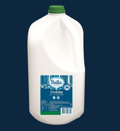 Bulla Cooking Cream 5L