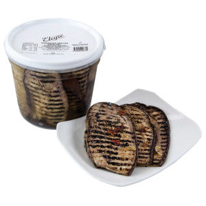Marinated Grilled Eggplants 2kg Tub Elegre (Pre Order)