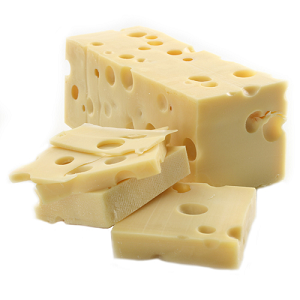 Emmental Cheese ** RW** (Approx 3kg block) Pre Order