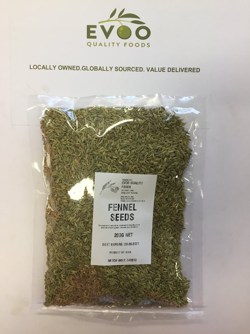Fennel Seeds 200g bag