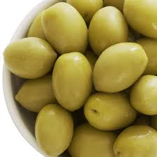 Green Whole Olives Super Mammoth (NDW 10kg) Olympia Greek