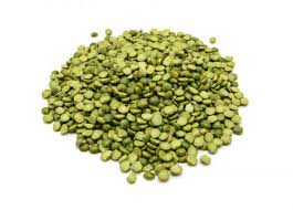 Green Split Peas 25kg bulk bag EVOO QF (2 days pre order)