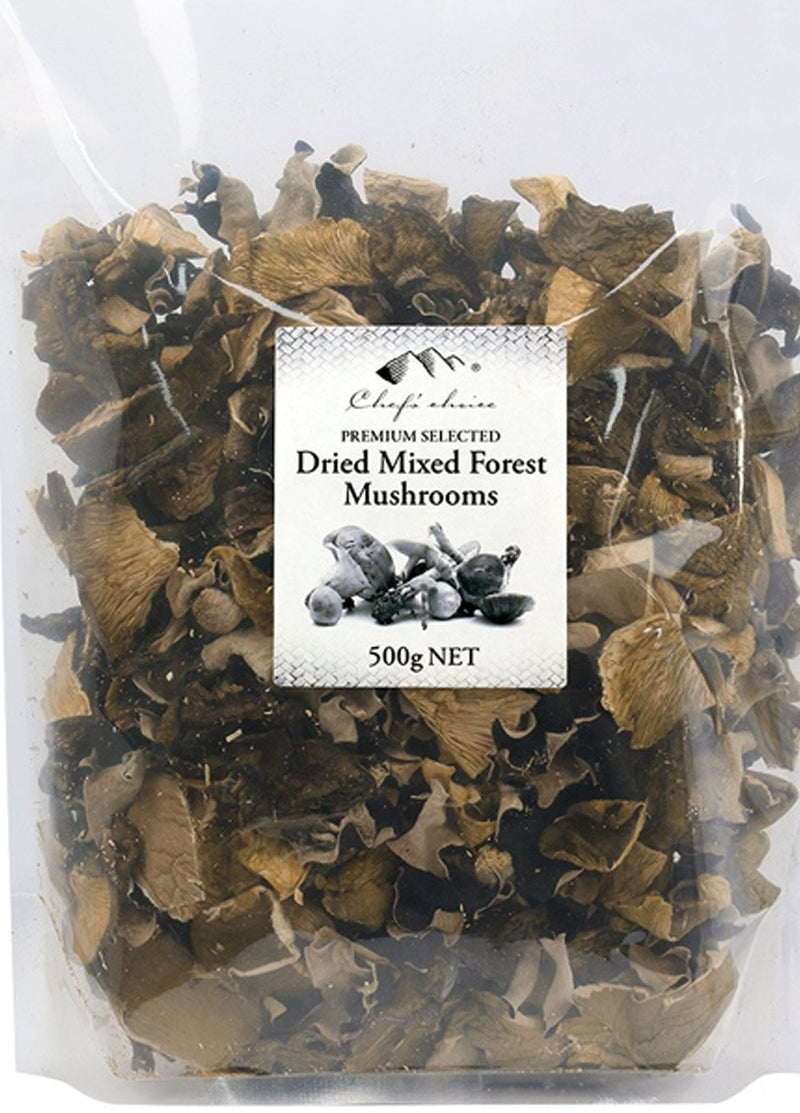 Mushroom Forest Mix Dried 500g