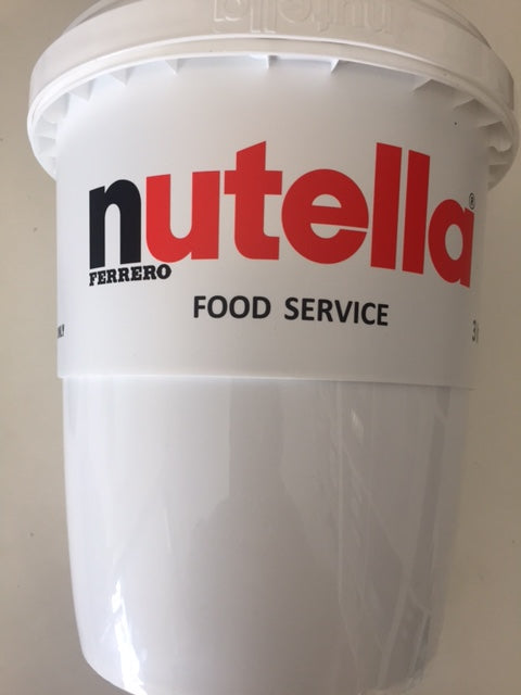 Nutella Hazelnut Spread 3kg Tub Ferrero