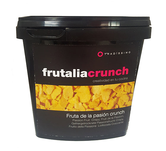 Freeze Dried Passionfruit Crunch 150g - Tradissimo (Pre Order 2 Days)
