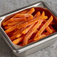 Sweet Potato Fries McCains carton 6 x 1.13kg frozen. code 4869