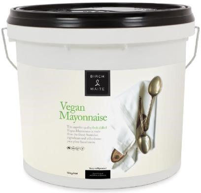 Vegan Mayonnaise 10kg Birch & Waite