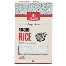 Arborio Rice 1kg packet Sandhurst