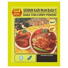 Fish Curry Powder 1kg Babas