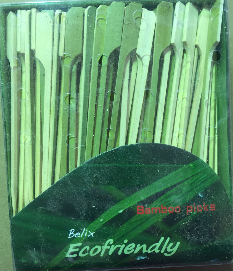 "PADDLE STICKS 12cm (4.7"") x 250pack  Belix"