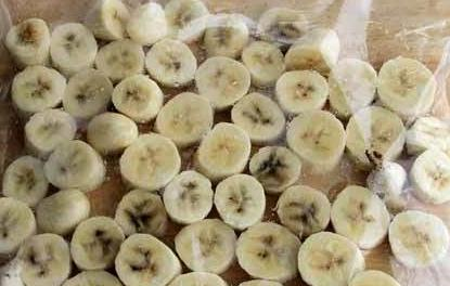 Banana Chunks 2.5kg Frozen Harvestime