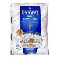 Basmati Rice 10kg Bag Daawat