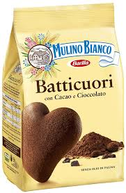 Batticuori Biscuits 350g bag Mulino Bianco