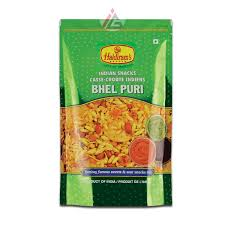 Bhel Puri (Indian Snacks) 150g bag  Haldirams