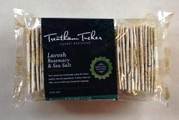 Lavosh Rosemary & Sea Salt Biscuits 250g Packet  Trentham Tucker