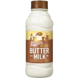 Buttermilk 500ml Brownes