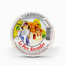 Camembert Cheese 240g Le Pere Alexandre (5 days Pre Order)