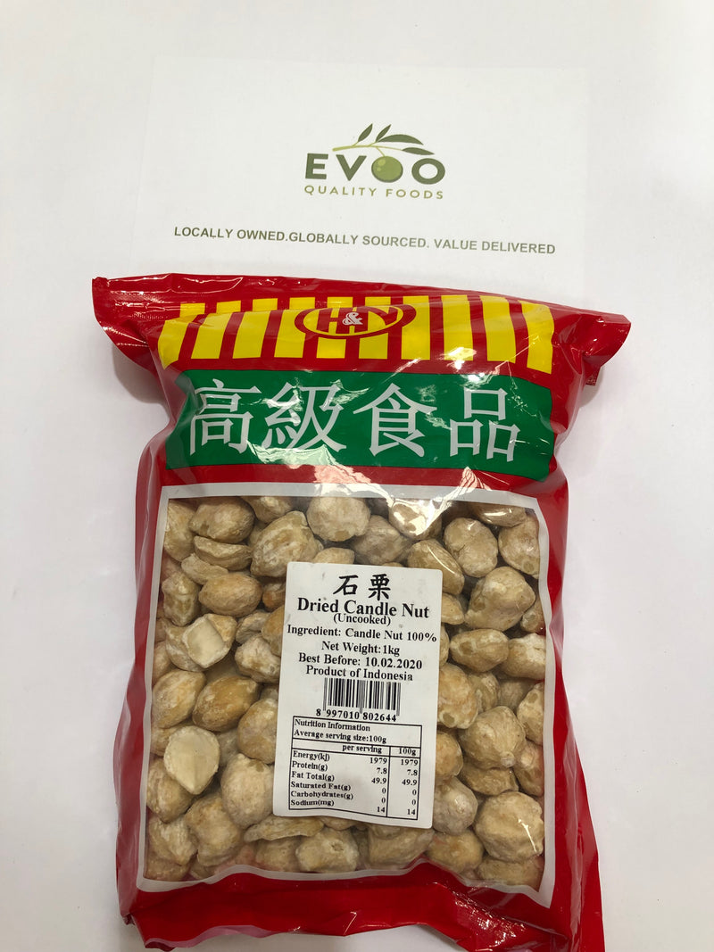 Candle Nuts 1kg