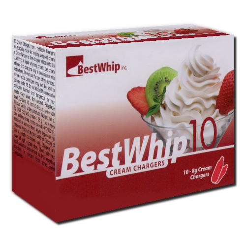 Chargers / Cream Bulbs 10 Pack Sparkwhip