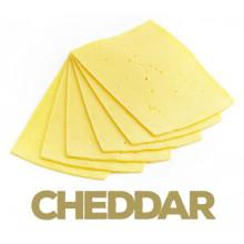 Cheddar Sliced 1kg Packet K2K