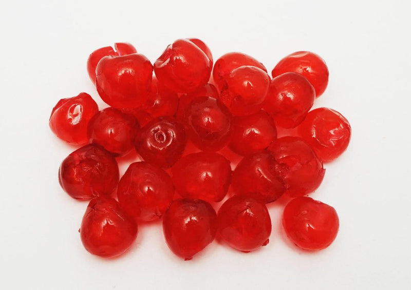 Red Cherries Glaced 5kg