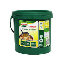 Chicken Booster 2.4kg Tubs Knorr
