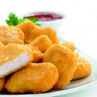 Chicken Nuggets Tempura 5 x 1kg - Case