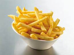 Chips Supa Crunch Fries 10mm 6x2kg carton Edgell